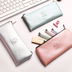 Sunny Matte Pencil Case