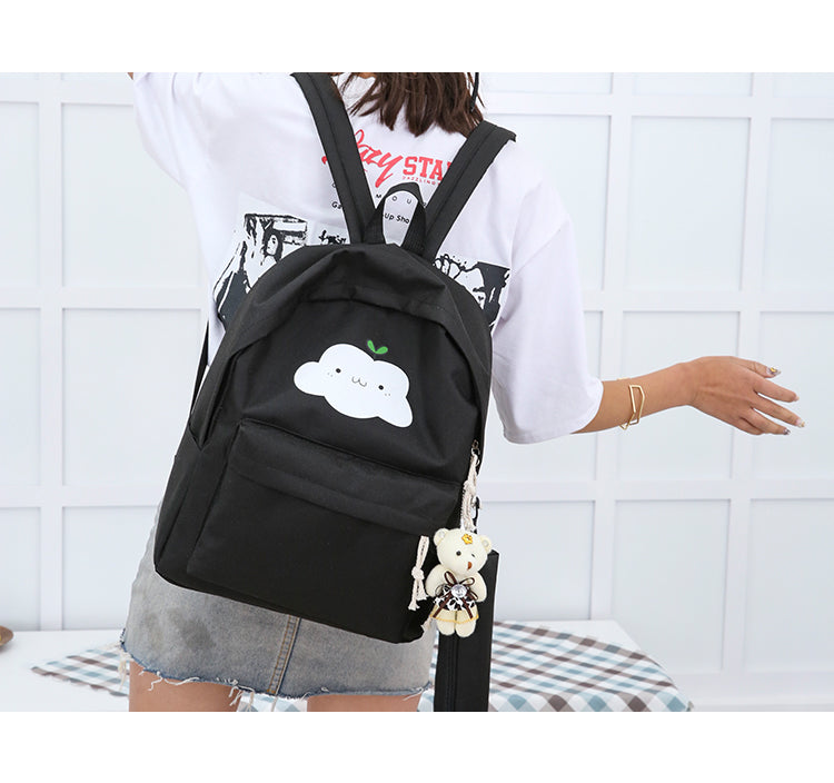 Kawaii Cloud Backpack (Set of 5)