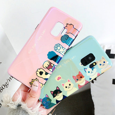 Cat Claw Samsung Case