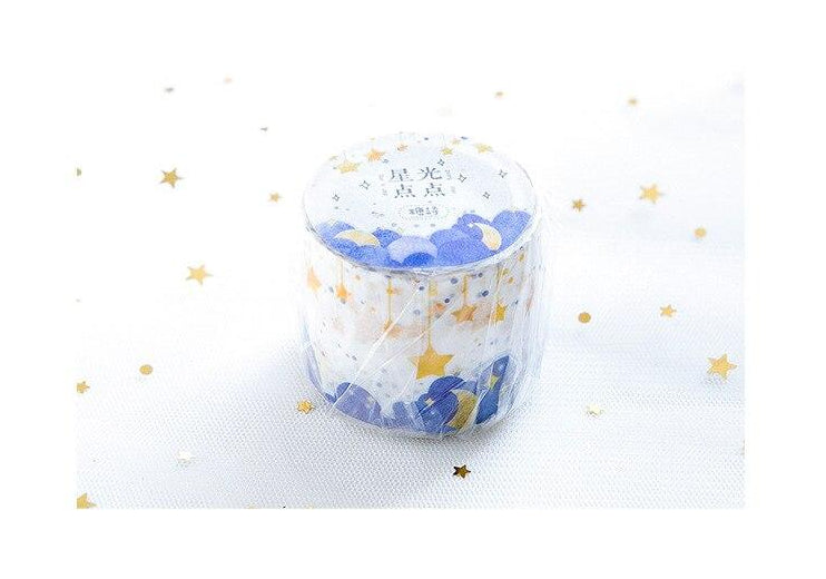 Golden Star Washi Tape