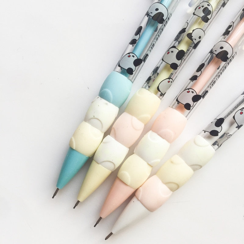 Kawaii Panda Lead Pencil (Set of 3)