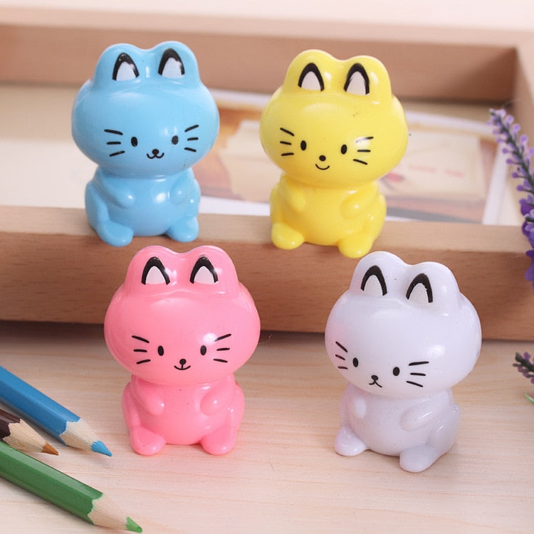 Kawaii Cat Sharpener