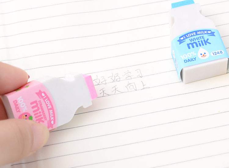 Milky Eraser (Set of 2)