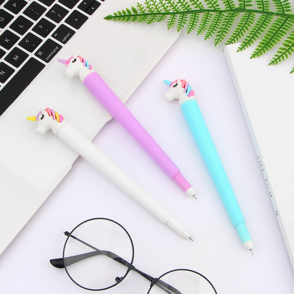 Unicorn Gel Pen (Set of 3)