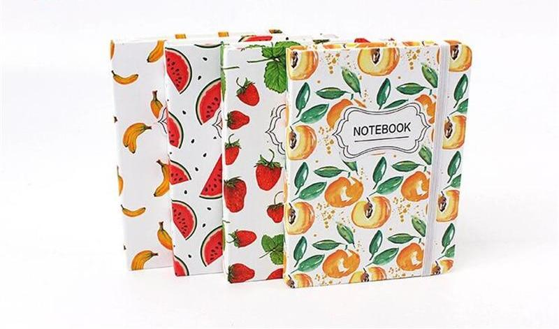 Fruity Hardcover Notebook