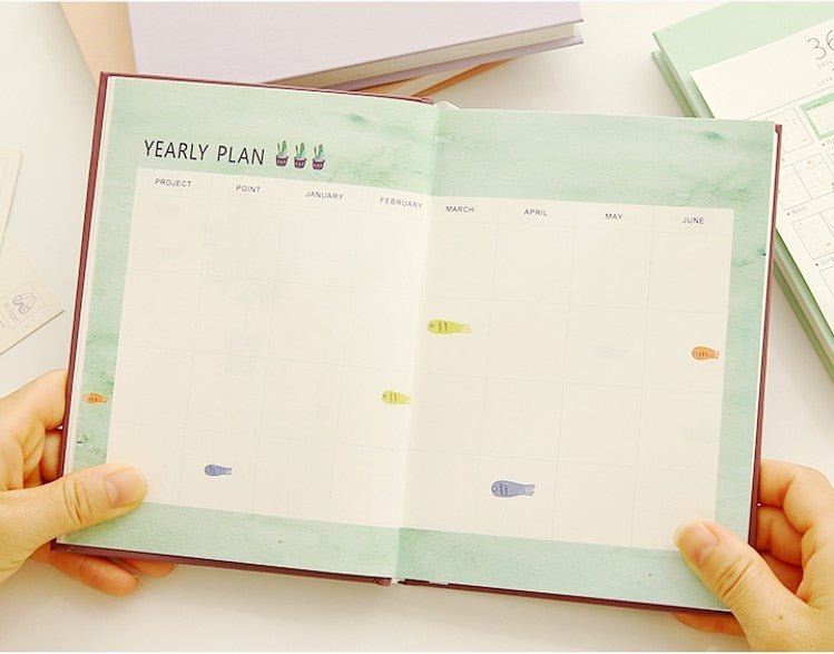 365 Daily Planner
