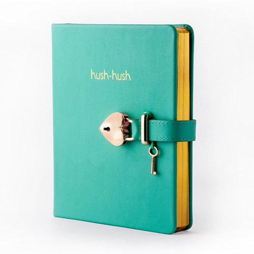 Hush Notebook