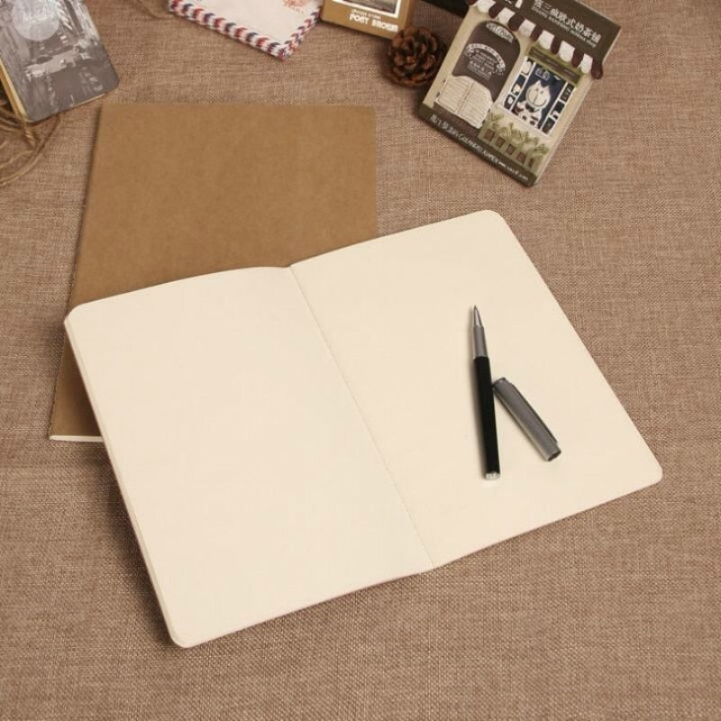 Kraft Notebook