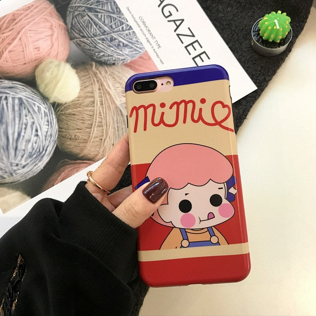 Milky Candy iPhone Case