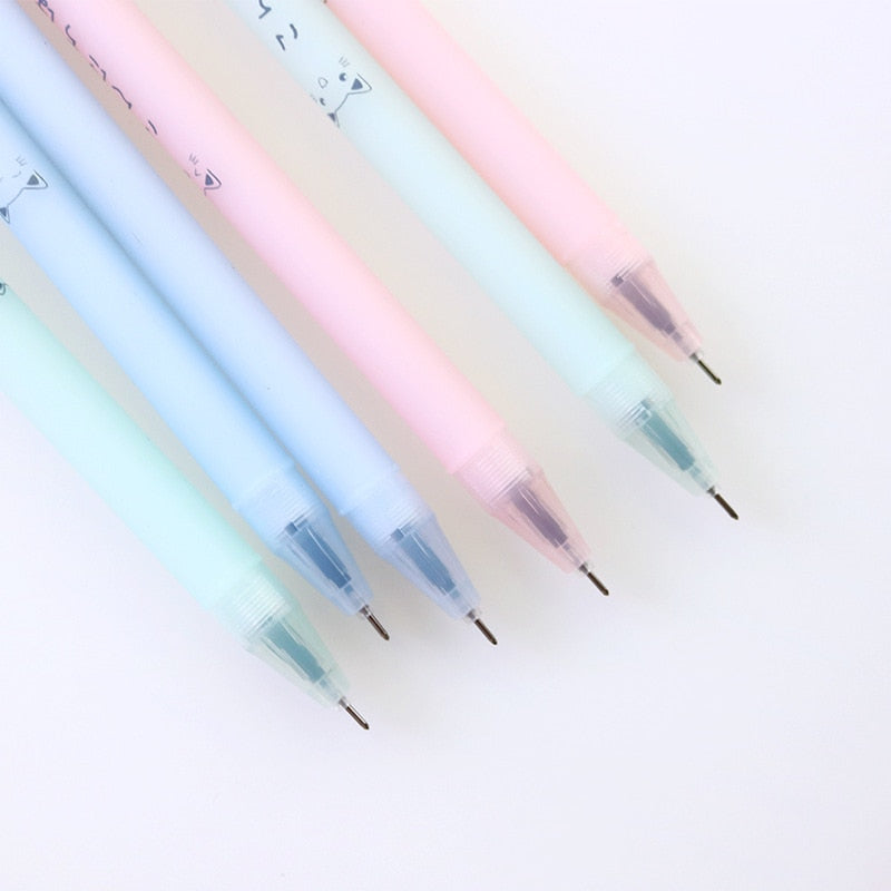 Kawaii Pastel Gel Pen (Set of 3)