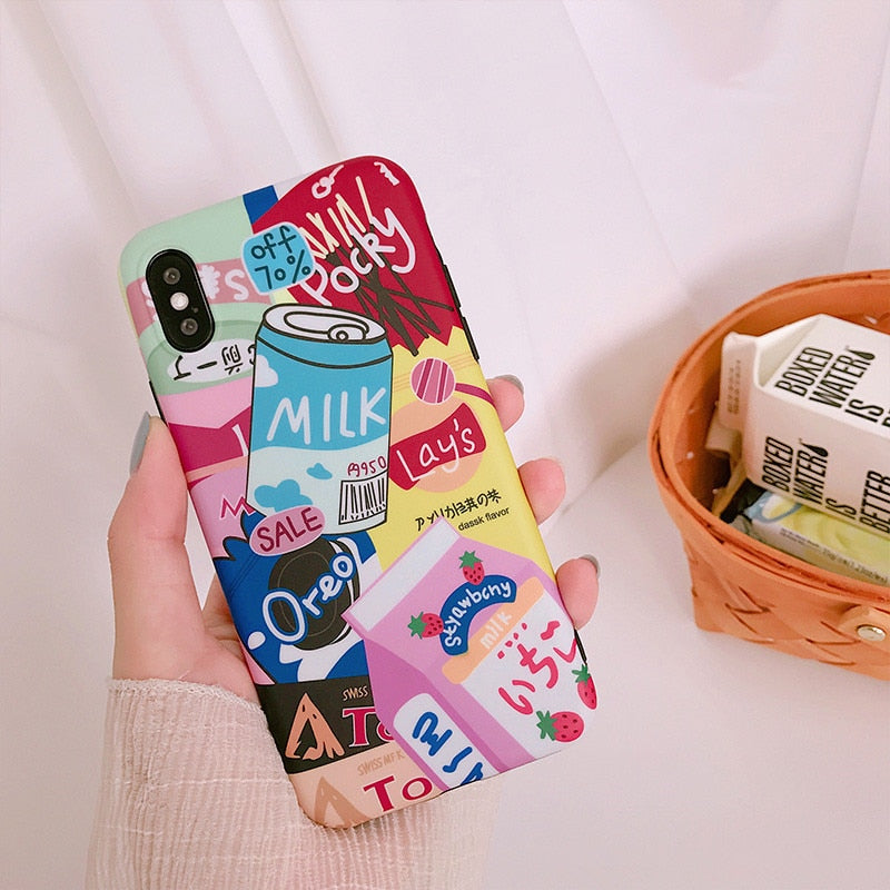 Snack iPhone Case
