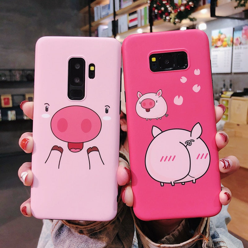 Piggy Samsung Case