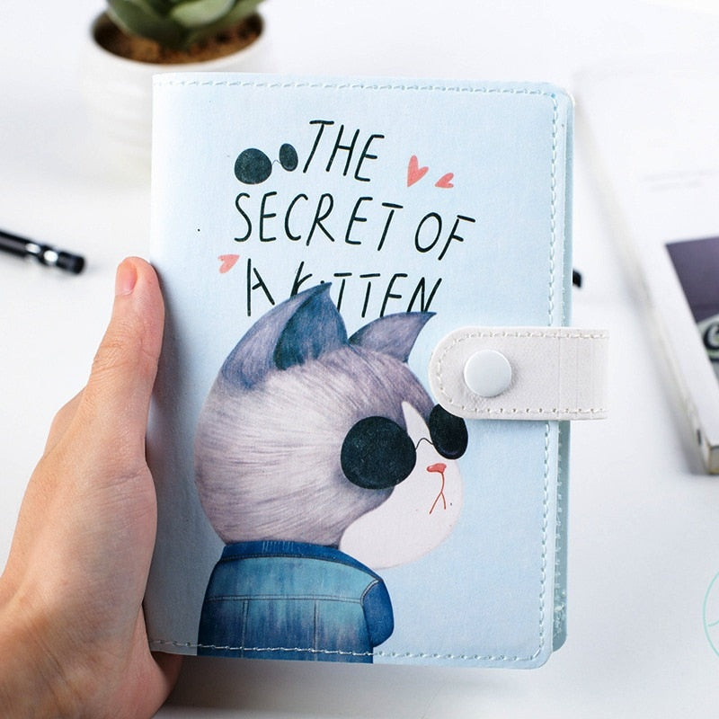 The Secret of a Kitten Planner