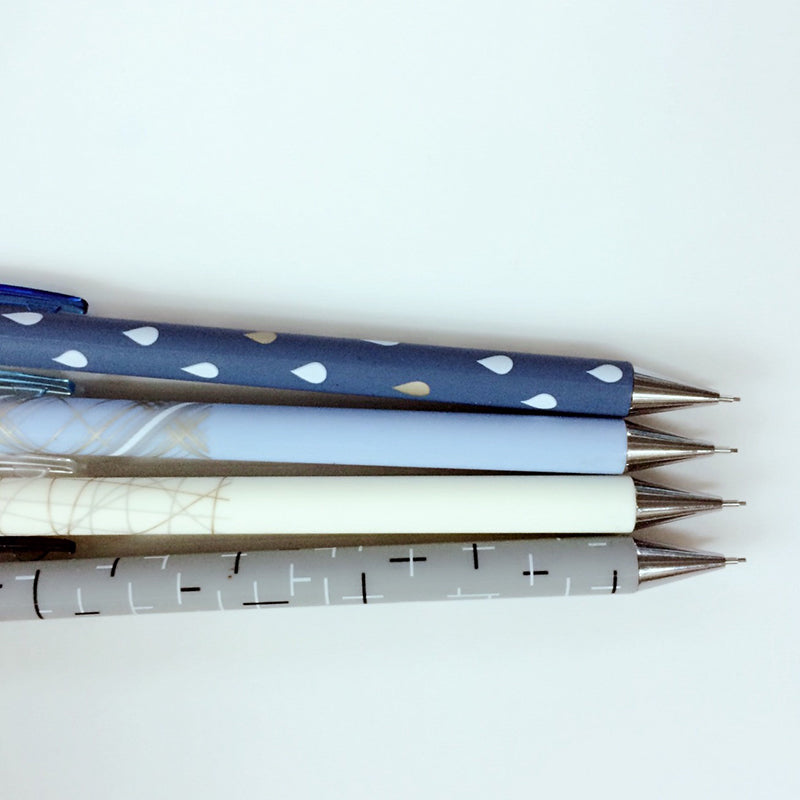Patterned Lead Pencil (Set of 3)
