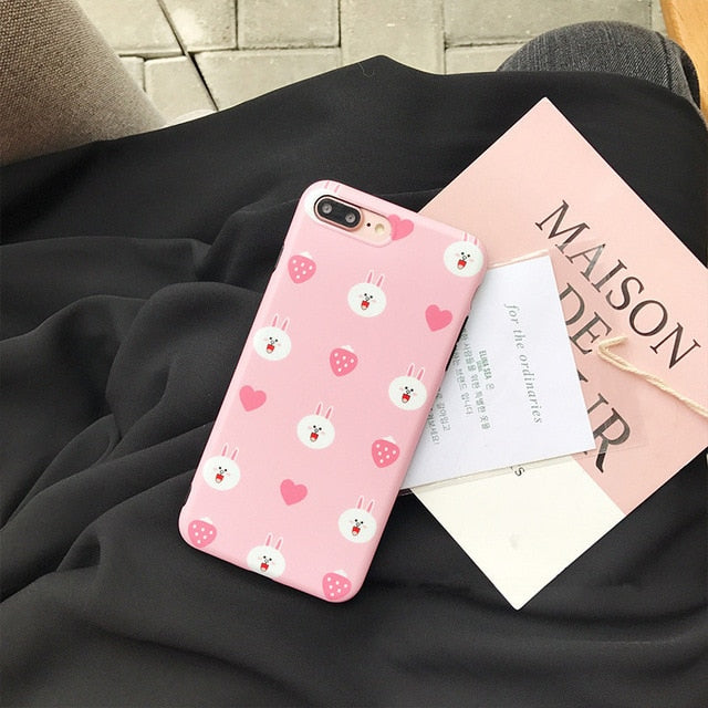 Brown & Cony iPhone Case