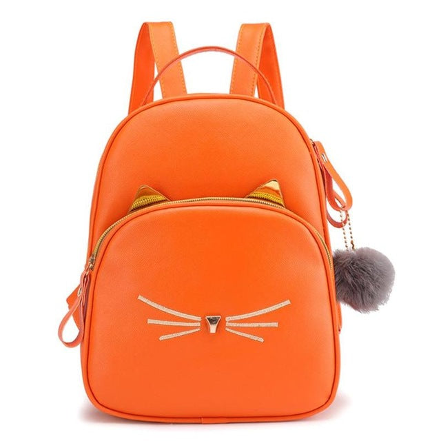 Cat Whiskers Backpack