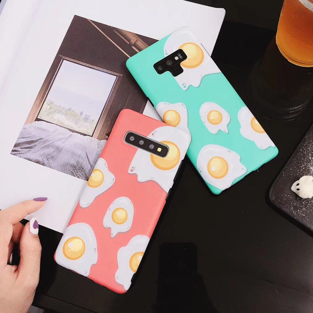 Fried Egg Samsung Case
