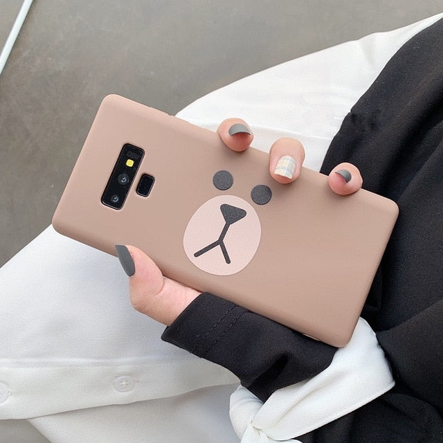 Brown Samsung Case