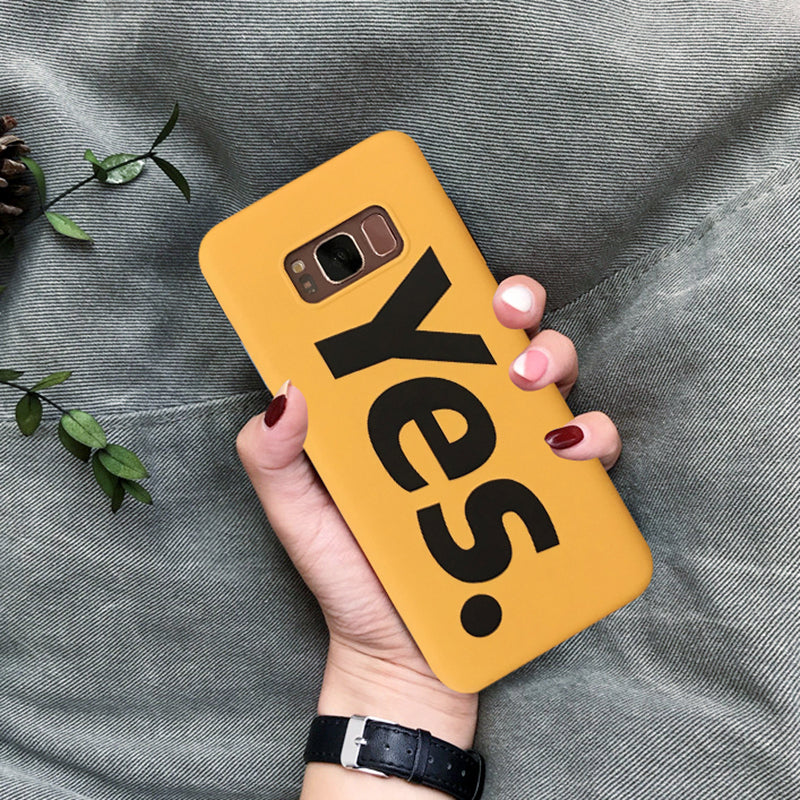 Yes Samsung Case