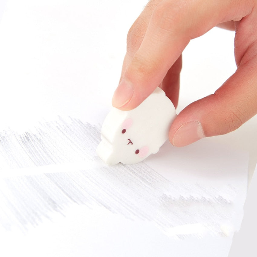 Molang Eraser (Set of 2)