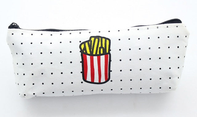 Fastfood Pencil Case