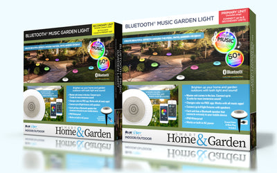 Bluetooth® Music Garden Light (Secondary Unit)