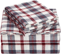 Pinzon 160 Gram Plaid Flannel Pillowcases - Standard, Blackwatch Plaid - PZ-PLFLAN-BWP-SPC