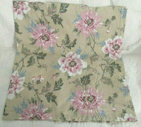 Ralph Lauren - Set of Two Beautiful Floral Pastel Standard Pillowcases!!!