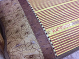 2 Pieces bamboo pillow cover pillow cases bamboo mat bamboo cover 竹枕套