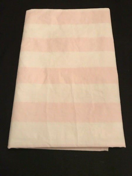 Rachel Ashwell Simply Shabby Chic Beach Cottage Pink Stripe One King Pillowcase