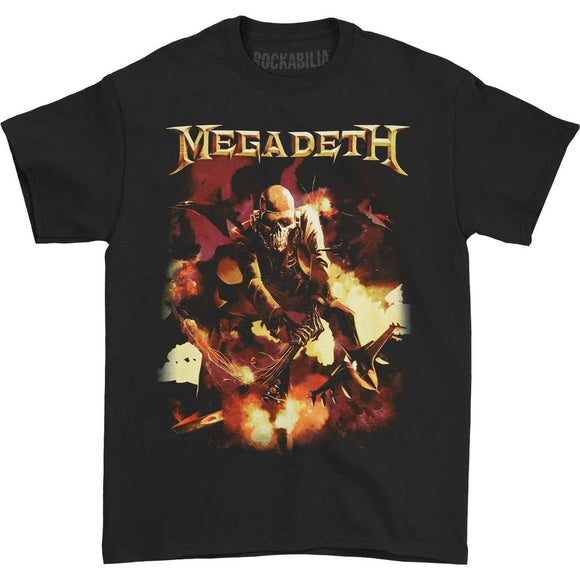 Megadeth - Smash Guitar Tee