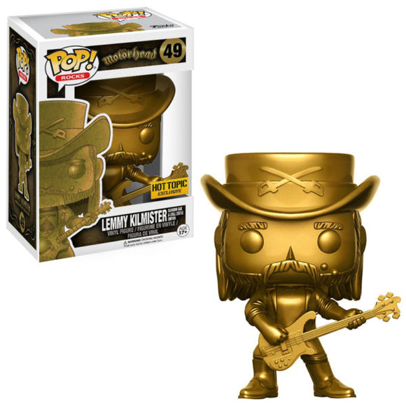 POP! Rocks - Motorhead: Lemmy (Hot Topic Exclusive)