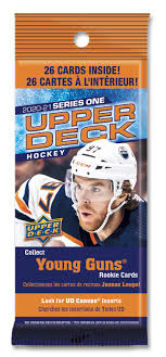 Upper Deck 2020-2021 Young Guns Fat Pack