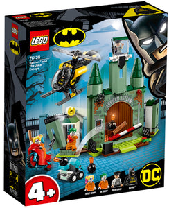 Lego Batman - Batman & The Joker Escape