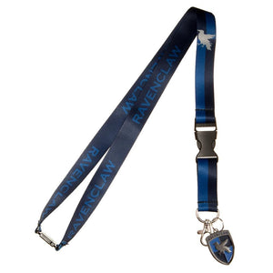 Harry Potter - Ravenclaw Lanyard with Crest Charm