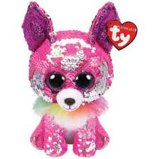 Flippables - Charmed Pink Chihuahua