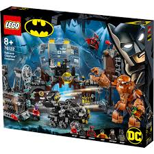 Lego Batman - Clayface Invasion