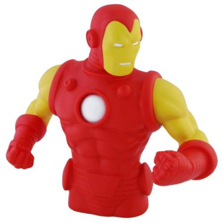 Iron Man Comics Bust Bank - Disc