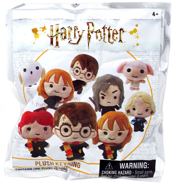 Harry Potter - Plush Mystery Keychain