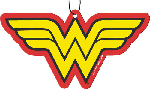 Wonder Woman Logo 3pk Air Freshener