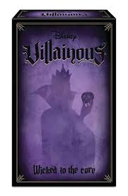 Disney Villains - Villainous: Wicked to the Core Game