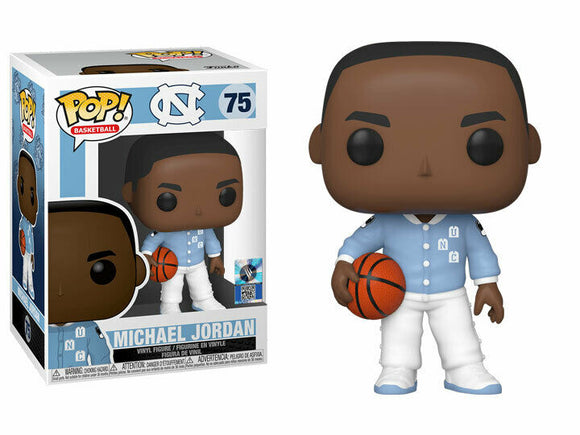 POP! UNC - Michael Jordan (Warm Up)