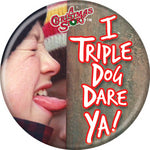Christmas Story - Triple Dog Dare Button