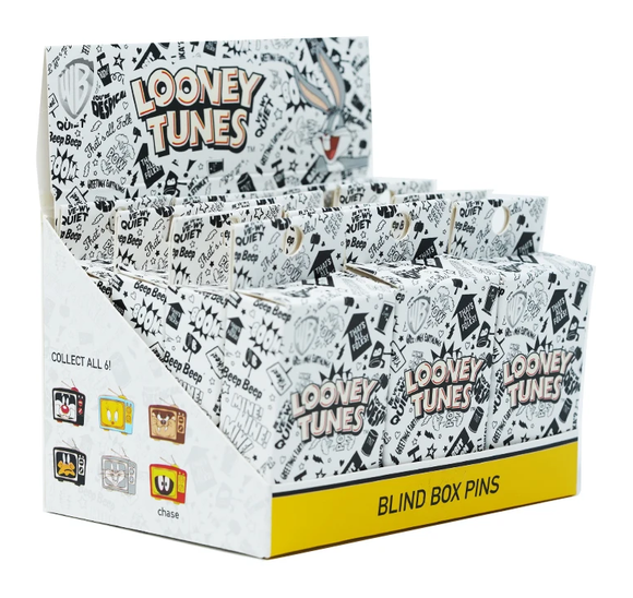 Loungefly - Looney Tunes Mystery TV Pin