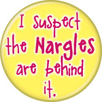 Harry Potter - Nargles Button