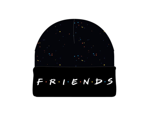 Friends Logo Knit Beanie