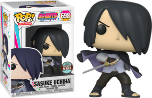 POP! Boruto - Sasuke with Cape (Specialty Series)