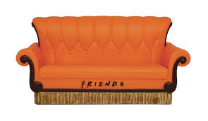 Friends PVC Couch Bank
