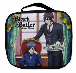 Black Butler Book Of Circus Lunch Bag