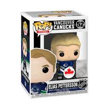 POP! NHL - Vancouver Canucks: Elias Pettersson